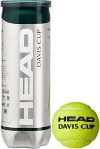 Мячи Head DAVIS CUP 3BALLS  571353