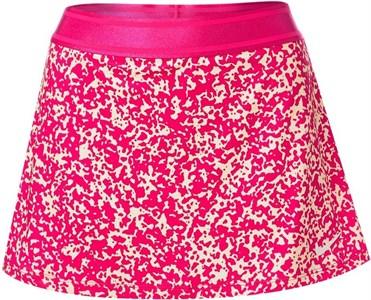 Юбка женская Nike Court Dry Printed Vivid Pink/White  CK8216-616  su20