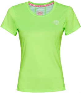 Футболка женская Bidi Badu Eve Tech Roundneck Neon Green  W354012203-NGN