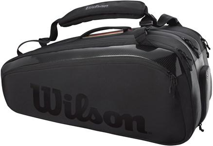 Сумка Wilson Super Tour Pro Staff X15 Black  WR8010401001