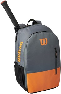 Рюкзак Wilson Burn Team Grey/Orange  WR8009901001