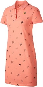 Платье женское Nike Polo Dress Sunblush  CT2943-655  fa20