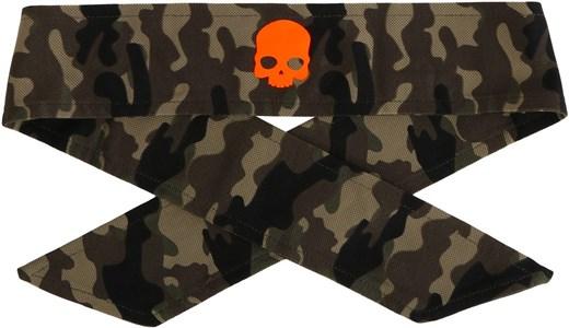 Бандана Hydrogen Camouflage/Orange  T03022-369