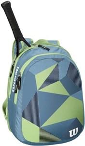 Рюкзак детский Wilson Junior Blue/Green  WR8002902001
