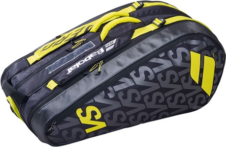 Сумка Babolat Pure Aero VS X9 Black/Yellow  751206-142