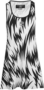 Платье женское Hydrogen Scratch White/Black  T01410-001