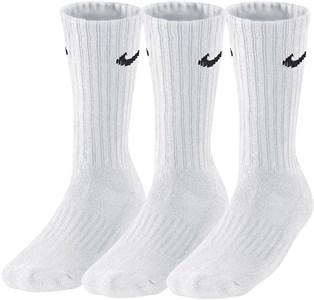 Носки Nike Value Cotton Crew (3 Pairs) White  SX4508-101