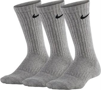 Носки Nike Performance Cushioned Crew Training (3 Pairs) Grey  SX6842-063