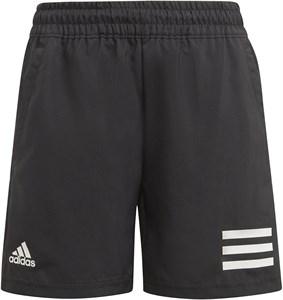 Шорты для мальчиков Adidas Club 3-Stripes Black/White  GK8184  sp21