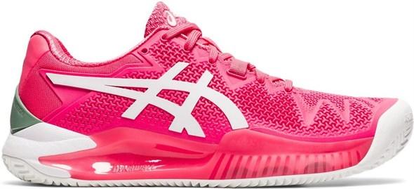 Кроссовки женские Asics Gel-Resolution 8 Clay Pink Cameo/White  1042A070-702  sp21
