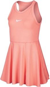 Платье для девочек Nike Court Dry Sunblush/White  CJ0947-655  su20