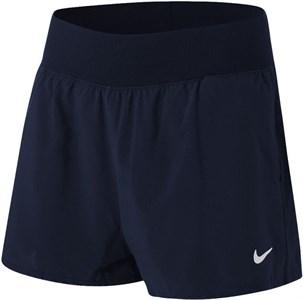 Шорты женские Nike Court Flex Victory 2 Inch Obsidian/White  CV4817-451  sp21