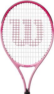 Ракетка теннисная детская Wilson Burn Pink 25  WR052610