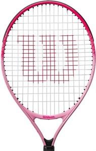 Ракетка теннисная детская Wilson Burn Pink 23  WR052510