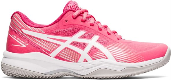 Кроссовки женские Asics Gel-Game 8 Clay Pink Cameo/White  1042A151-700  sp21