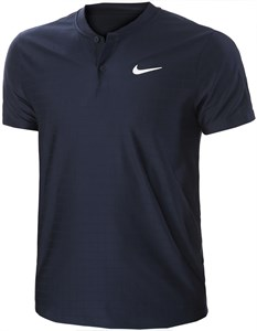 Поло мужское Nike Court Advantage Obsidian  CV2499-451  sp21