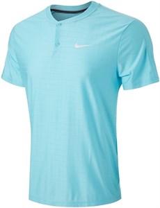 Поло мужское Nike Court Advantage Copa/White/Black  CV2499-482  sp21