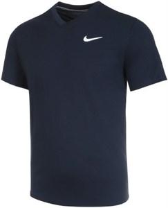 Футболка мужская Nike Court Victory Obsidian/White  CV2982-451  sp21