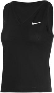 Майка женская Nike Nike Court Victory Logo Black/White  CV4784-010  sp21