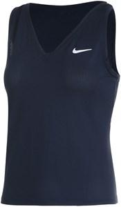 Майка женская Nike Nike Court Victory Logo Obsidian/White  CV4784-451  sp21