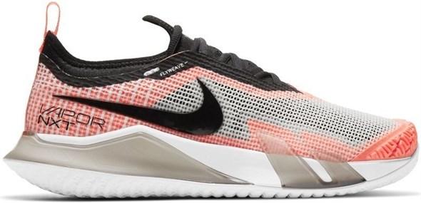 Кроссовки женские Nike React Vapor NXT White/Bright Mango/Black  CV0742-101  sp21