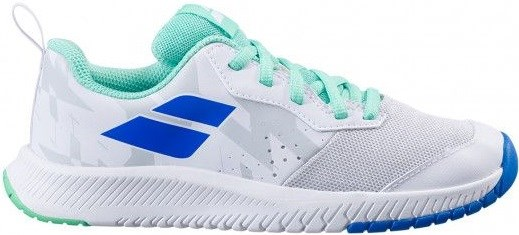Кроссовки детские Babolat Pulsion All Court White/Biscay Green  32/33S21482-1059