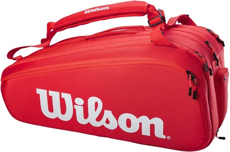 Сумка Wilson Super Tour X15 Red  WR8010301001