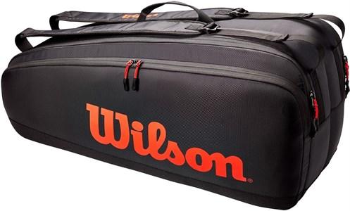 Сумка Wilson Tour X6 Red/Black  WR8011301001