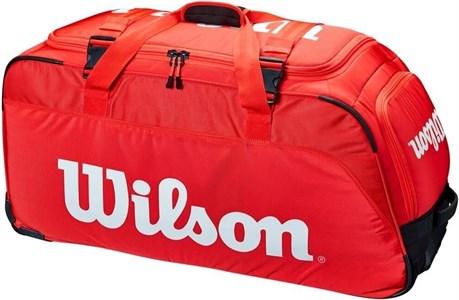 Сумка Wilson Super Tour Travel Red  WR8012201001