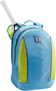 Рюкзак детский Wilson Junior Blue/Lime Green/Navy  WR8012903001