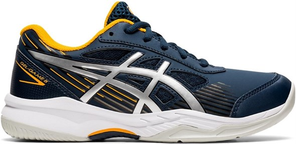 Кроссовки детские Asics Gel-Game 8 GS French Blue/Pure Silver  1044A025-400  sp21