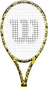 Ракетка теннисная Wilson Ultra 100 Minions  WR064811