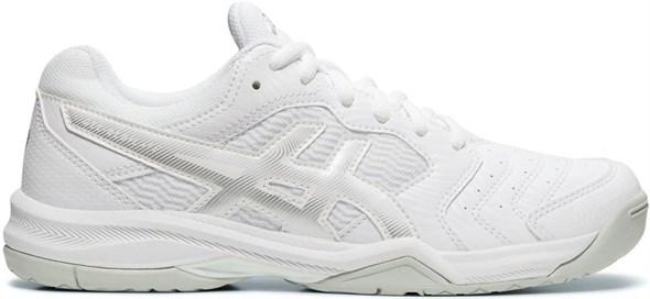 Кроссовки женские Asics Gel-Dedicate 6 White/Silver  1042A067-101  sp21