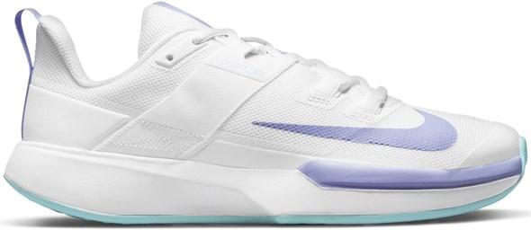 Кроссовки женские Nike Vapor Lite HC White/Purple Pulse-Copa  DC3431-124   su21