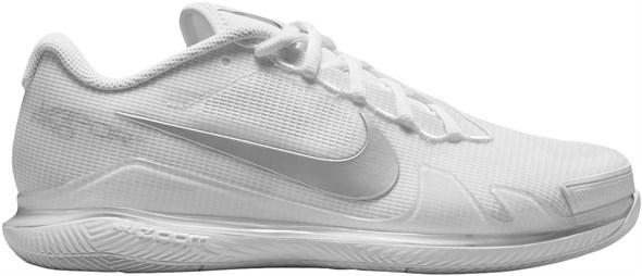Кроссовки женские Nike Air Zoom Vapor Pro HC White/Metallic Silver  CZ0222-108  su21