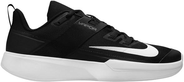 Кроссовки мужские Nike Court Vapor Lite Clay Black/White  DH2949-024  sp21