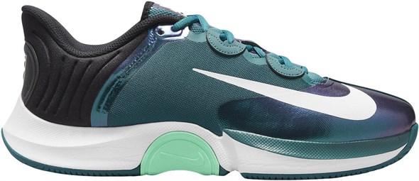 Кроссовки мужские Nike GP Turbo HC Dark Teal Green/White/Black/Green Glow  CK7513-324  su21