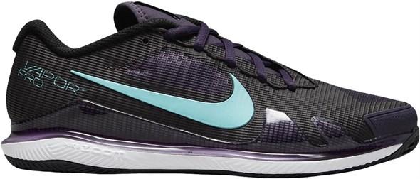 Кроссовки женские Nike Air Zoom Vapor Pro Clay Dark Raisin/White/Black/Copa  CZ0221-524  su21