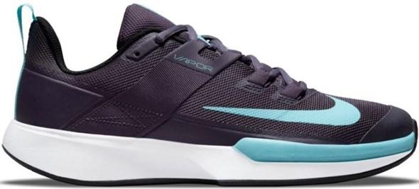 Кроссовки женские Nike Vapor Lite Clay Dark Raisin/White/Black/Copa  DH2945-524  su21