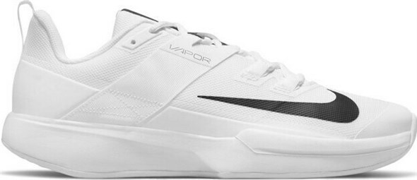 Кроссовки мужские Nike Court Vapor Lite HC  White/Black  DC3432-125  su21