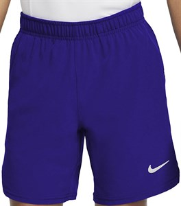 Шорты для мальчиков Nike Court Flex Ace Concord/White  CI9409-471  sp21