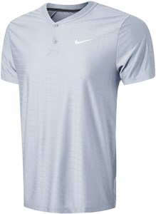 Поло мужское Nike Court Advantage Indigo Haze/White  CV2499-519  sp21