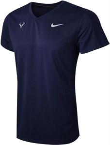 Футболка мужская Nike Court Rafa Challenger Obsidian  CV2572-451  sp21