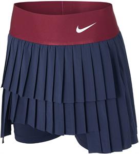 Юбка женская Nike Court Advantage Pleated Obsidian  CV4678-451  sp21