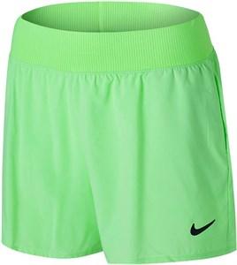 Шорты женские Nike Court Flex Victory 2 Inch Lime Glow  CV4817-345  sp21