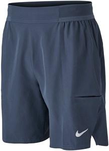 Шорты мужские Nike Court Flex Advantage 7 Inch Obsidian/White  CV5046-451  sp21