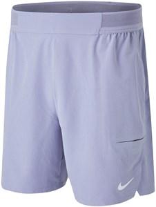 Шорты мужские Nike Court Flex Advantage 7 Inch Indigo Haze/White  CV5046-519  sp21
