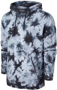 Кофта мужская Nike Court Fleece Tie-Dye White  DC9684-100  sp21