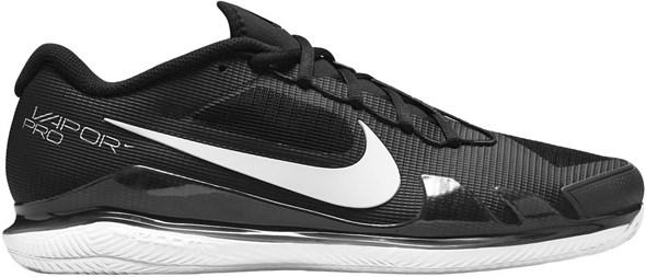 Кроссовки мужские Nike Zoom Vapor Pro Clay Black/White  CZ0219-008  su21