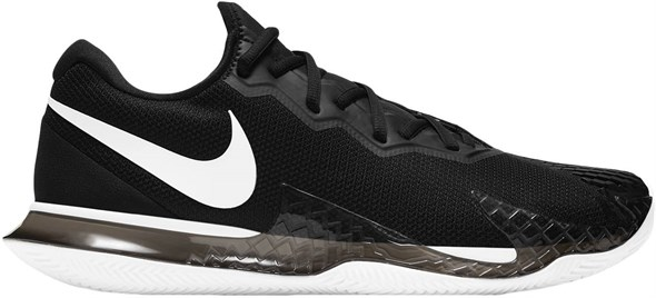 Кроссовки мужские Nike Air Zoom Vapor Cage 4 Clay Black/White  CD0425-005  su21